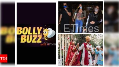 Bolly Buzz: Alaya F on her relationship with Aaishvary Thackeray; Dia Mirza's modern wedding - Times of India