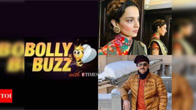 Bolly Buzz: Twitter deletes Kangana Ranaut's posts, Rakesh Roshan opens up about his health on World Cancer Day - Times of India ►