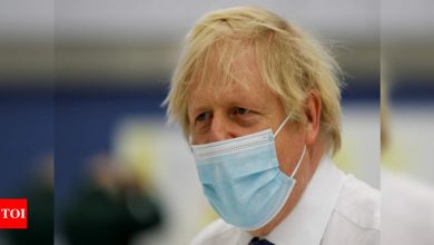 Boris Johnson: UK PM Johnson confident in Covid-19 vaccines as South Africa pauses AstraZeneca rollout | World News - Times of India