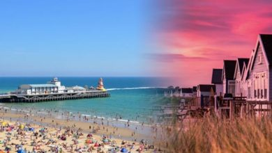 Bournemouth Beach crowned among the top beaches in Europe - World