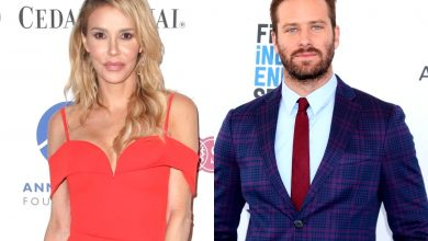 """Brandi Glanville Tells Armie Hammer """"You Can Have My Rib Cage"""" In A Shocking Twitter Post Amid His """"Cannibalism"""" Scandal As RHOBH Star Faces Backlash From Fans"""