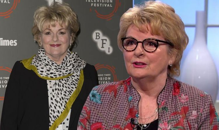 Brenda Blethyn says she will play Vera on a 'zimmer' if necessary as she talks show future