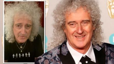 Brian May hasn't regained his strength after heart attack pills sparked haemorrhage