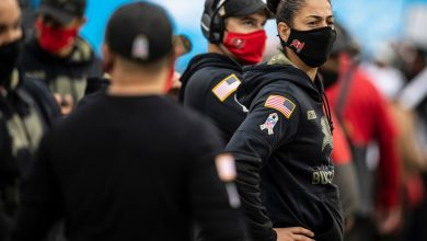 Buccaneers' Maral Javadifar hopes women coaching in Super Bowl becomes norm