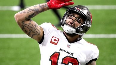 Buccaneers' Mike Evans overcame nightmare childhood to reach Super Bowl stage