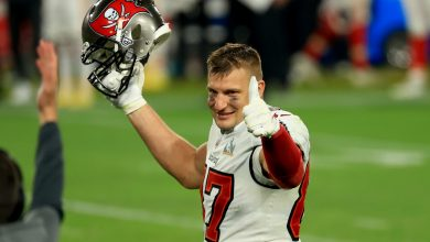 Buccaneers' Rob Gronkowski dominates Chiefs in Super Bowl 2021: 'Surreal'