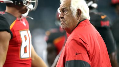 Buccaneers' ageless coach Tom Moore has shot at another Super Bowl