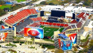 Buccaneers' cannons to fall silent during Super Bowl