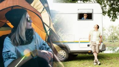 Camping and caravan holidays: UK bookings skyrocket - is there still space available?