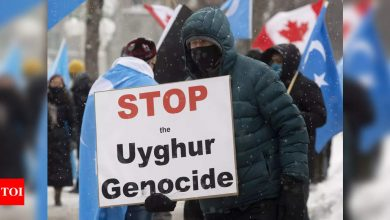 Canadian MPs call China's Uighur treatment 'genocide' - Times of India