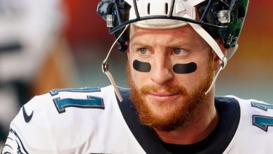 Carson Wentz 'wants to leave' Eagles as trade interest grows