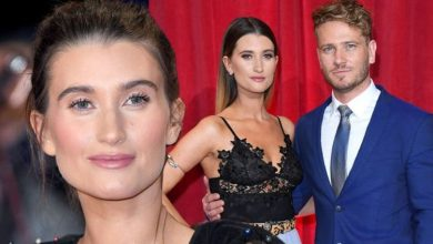 Charley Webb's nanny says growing up as one of 12 less chaotic then Emmerdale star's home