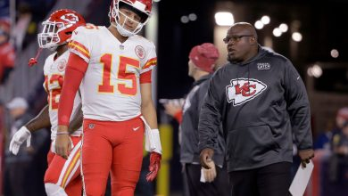 Chiefs' Eric Bieniemy on being snubbed again for head-coaching job