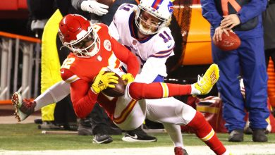 Chiefs' Juan Thornhill won't have to watch Super Bowl this year