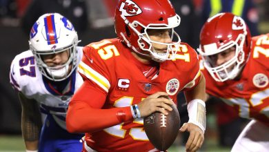 Chiefs O-line vs. Buccaneers' pass rush a key Super Bowl matchup