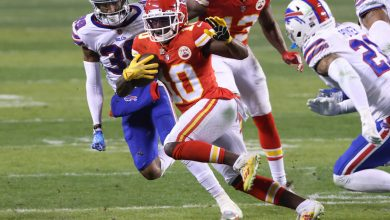 Chiefs' Tyreek Hill betting on himself ahead of Super Bowl 2021