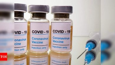 China rolls out first one-jab Covid-19 vaccine: Report - Times of India