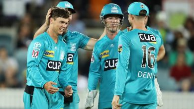 Colin Munro calls on Perth Scorchers to 'take our egos out' against Brisbane Heat spin twins