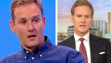 Dan Walker left 'hugely insulted' after being told he would 'let kids down' as a teacher