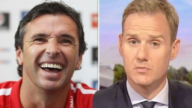 Dan Walker queries whether he could've done more to save Gary Speed 9 years on from death