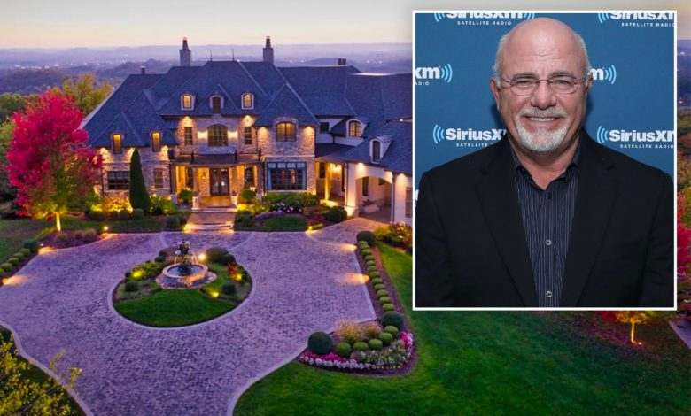Dave Ramsey, Christian finance guru, selling Tennessee home for $16M