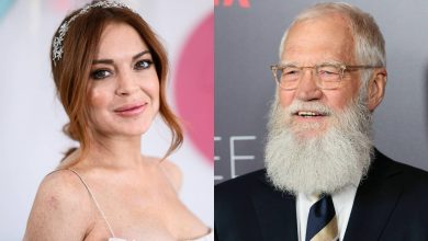 David Letterman criticised for resurfaced Lindsay Lohan interview