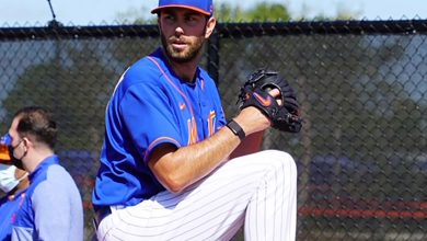 David Peterson isn't backing down from Mets rotation challenge