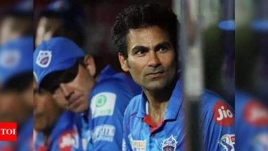 Delhi Capitals look to bolster their bench strength: Mohammad Kaif | Cricket News - Times of India