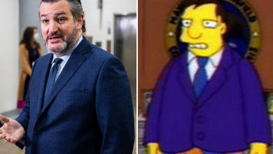 Did 'The Simpsons' predict Ted Cruz's Cancun debacle back in 1993?
