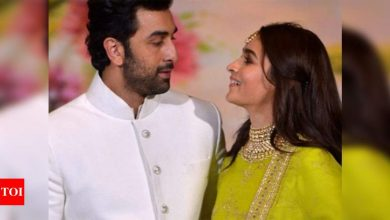 Did Alia Bhatt just confess her love for Ranbir Kapoor? Find out here - Times of India