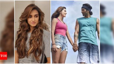 """Disha Patani celebrates #1YearofMalang: """"My character demanded quite a bit physically but I am a water baby"""" - Times of India"""