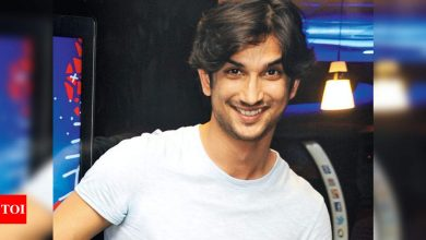 Drugs case: NCB detains Sushant Singh Rajput's friend, assistant director Rishikesh Pawar - Times of India