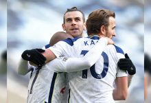EPL: Bale double helps Tottenham crush Burnley | Football News - Times of India