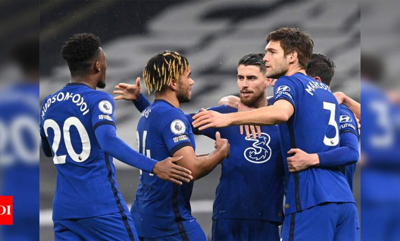 EPL: Chelsea pile more misery on Mourinho's Tottenham | Football News - Times of India
