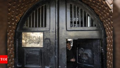 Egypt detainees languish in jail with 'no end in sight' - Times of India