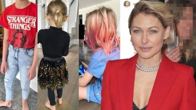 Emma Willis supported by Tess Daly after sharing rare pics of her 'unique' children