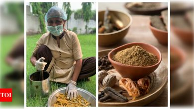 Empowering women through spices - Times of India