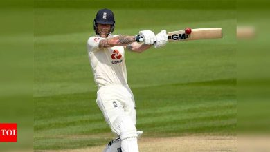 England looking to bat for another hour on Day 3: Ben Stokes | Cricket News - Times of India