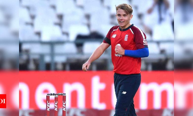 England player Sam Curran out of frame for 4th Test against India, will come with limited overs squad | Cricket News - Times of India