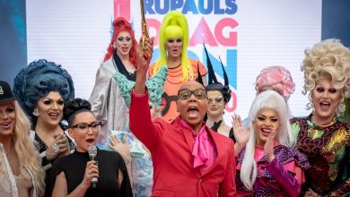 Eurovision-style singing contest in the works from 'Drag Race' makers