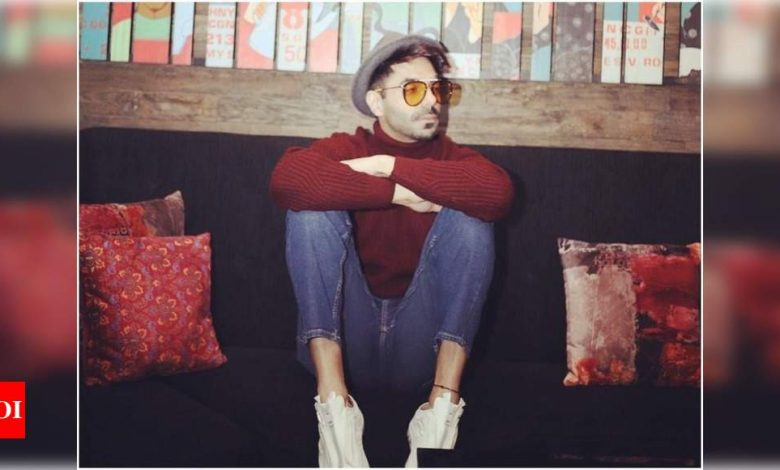 Exclusive: Aparshakti Khurana on the last time he binged on to some lip-smacking food! - Times of India