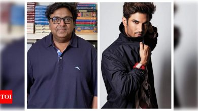Exclusive! Ashwin Sanghi on his dream to cast Sushant Singh Rajput in 'Keepers Of The Kalachakra' series: He was like an excited child when it came to quantum physics - Times of India