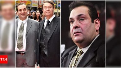 Exclusive Interview! Randhir Kapoor: My nurse went to wake Rajiv up in the morning; his pulse was dropping - Times of India