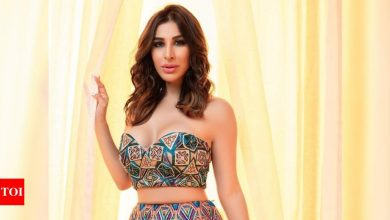 Exclusive Interview! Sophie Choudry on her birthday plans: I will be celebrating it over three days - Times of India