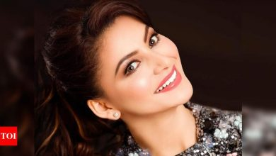 Exclusive Interview! Urvashi Rautela: I celebrate my birthday on February 25, so, we used to start shopping right from January 25 - Times of India