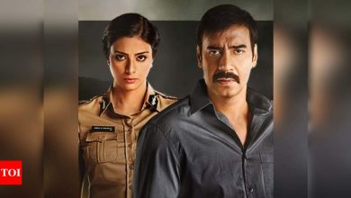 Exclusive! It's 'Drishyam 2' in Hindi now; Ajay Devgn and Tabu to play the leads - Times of India