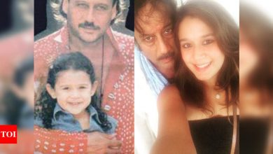 Exclusive! Krishna on dad Jackie Shroff's birthday: This world needs more people like him but they don't make them like him anymore - Times of India