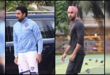 Exclusive! No football for Abhishek Bachchan, Ranbir Kapoor, Tiger Shroff, Kartik Aaryan, Aditya Roy Kapur, Ibrahim Ali Khan for at least a month - Times of India