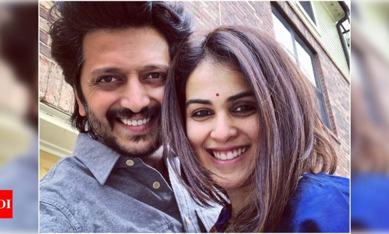 Exclusive! Riteish Deshmukh: Genelia has given my life a structure - Times of India