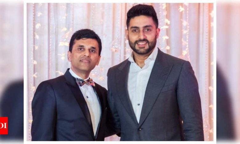 "Exclusive interview! ""Abhishek Bachchan intentionally underplays his star power and charisma,"" says producer Anand Pandit - Times of India"